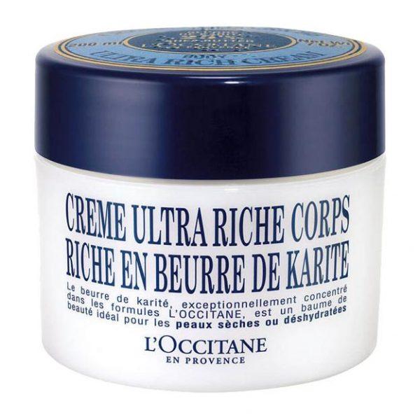 L'Occitane Crema Corporal Ultra Rica Manteca de Karité 200 ml