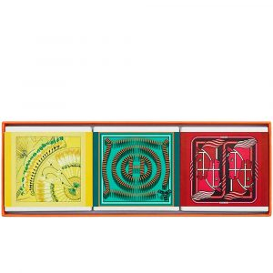 Hermes Parfums Collection Colognes Of Perfumed Soap 3x100gr