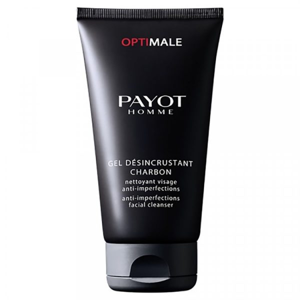 Payot Men Gel Désincrustant Charbon Facial Cleanser