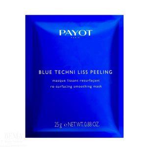 Payot Blue Techni Liss Week-end Mascara Peeling Crono Renovador 10 Ud.