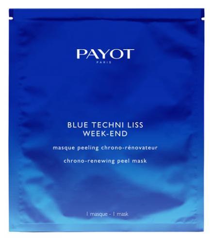 Payot Blue Techni Liss Week-end Mascara Peeling Crono Renovador Ud.