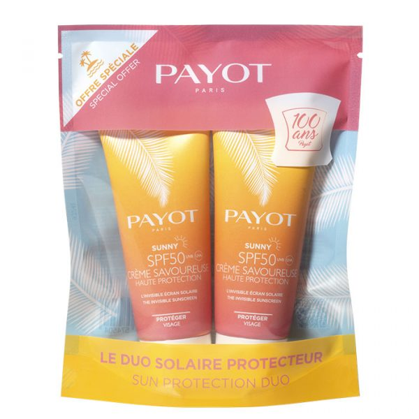 Payot Sun Protection Duo SPF50 Face x2