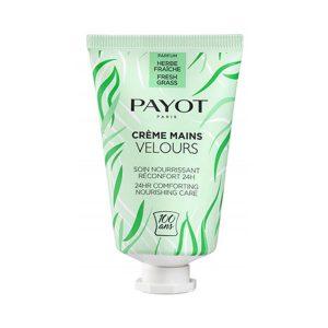 Payot Crema de Manos Velours Fresh Grass 24HR Nutre y Reconforta