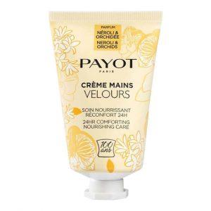 Payot Crema de Mano Velours Fresh Neroli & Orchids 24HR Nutre y Reconforta