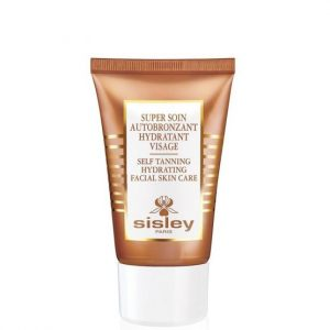 Sisley Super Soin Autobronceador Facial Hidratante
