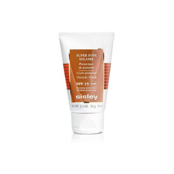 Sisley Super Soin Proteccion Solar Facial SPF15