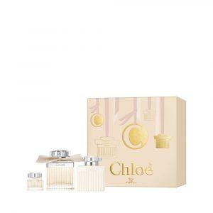 Estuche Chloe Edp 75 ml + Loción Corporal 100 ml + Miniatura 5 ml