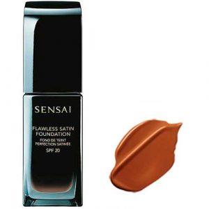 Sensai Maquillaje Flawless Satin Foundation Spf20 30 ml