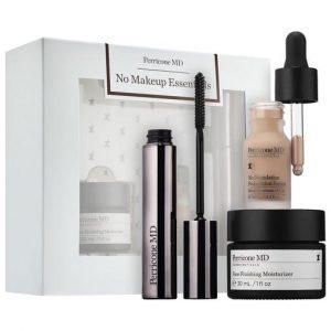 Estuche Perricone No Makeup Essentials Crema Hidratante con Color 30 ml + Serum Con color 10ml + Máscara de Pestañas