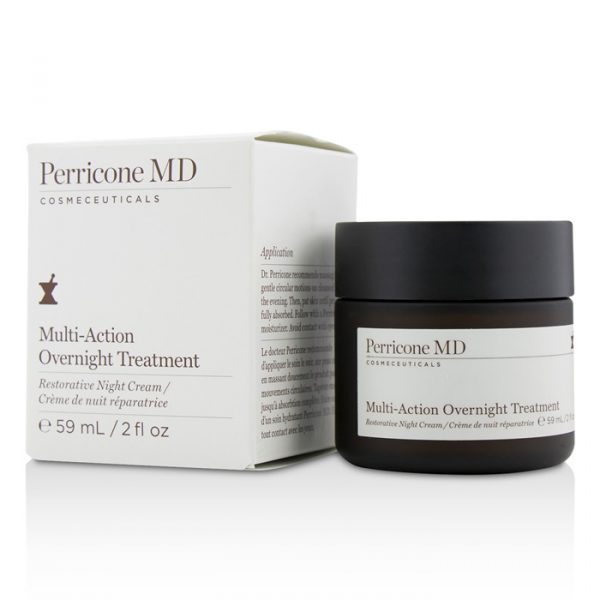 Perricone MD Multi Action Crema de Noche Regenerante 59 ml