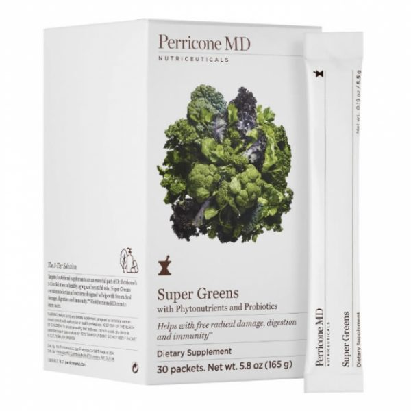 Perricone Suplemento Dietético Super Greens 30 Sobres