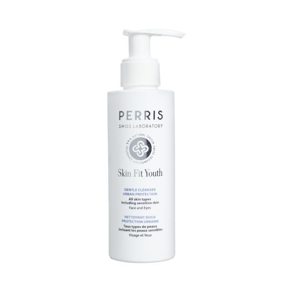 Perris Skin Fit Youth Gentle Cleanser Urban Protection