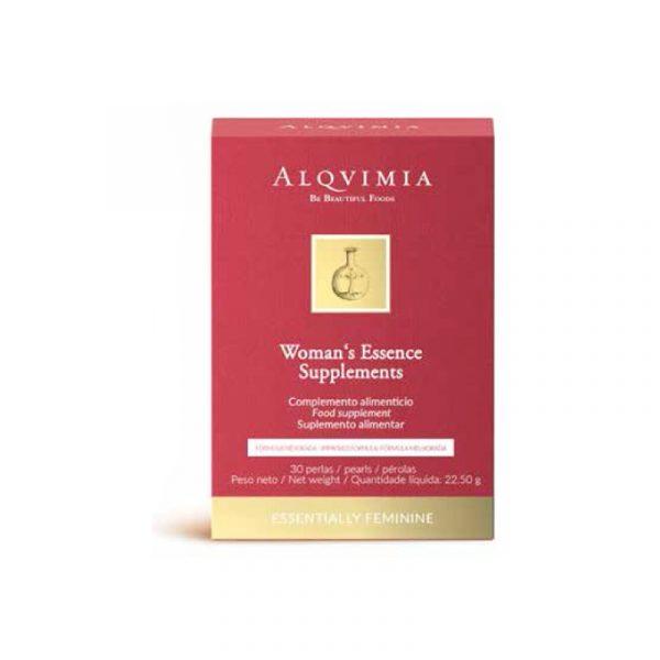 Alqvimia Woman's Essence Supplements