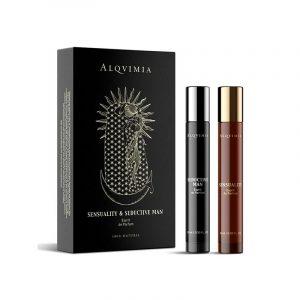 Kit Alqvimia  Sensuality & Seductive Man Eau de Parfum