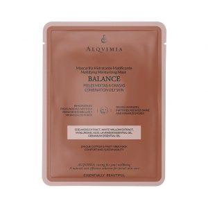 Alqvimia Essentially Beautiful Balance Mascarilla Hidratante Matificante