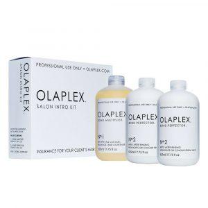 Olaplex Kit de Viaje Nº1 Bond Multiplier y Nº2 Bond Perfector