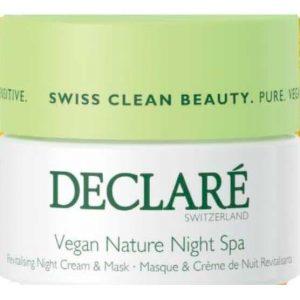 Declaré Crema Hidratante Vegan Nature Night Spa