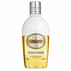 L'Occitane Shower Shake Cleansing and Hydrating 250ml