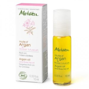 Melvita Argan Oil and Rose Hip Oil Roll On 10ml