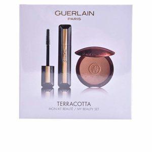 Guerlain Set Terracotta Poudre Bronze 03 + Mini Cils D'Enfer Mascara Extra Volumen Black