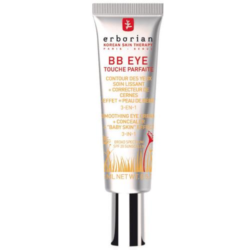 Erborian BB Eye Smoothing Eye Cream + Concealer + Baby Skin Effect 3 in 1 SPF 20 15 ml