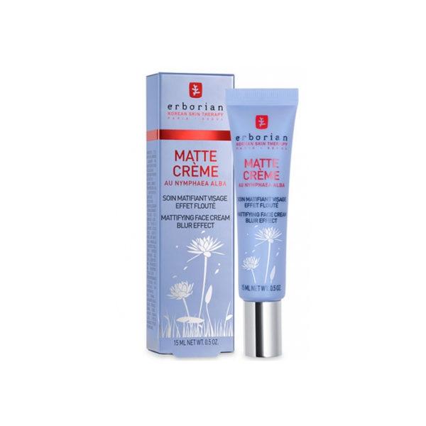 Erborian Mattifying Face Cream Blur Effect