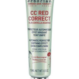 Erborian CC Red Correct Automatic Perfector SPF 25 15 ml