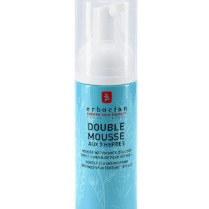 Erborian Double Mousse Aux 7 Herbes